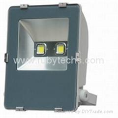 LED flood light Meanwel power supply