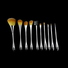 10pcs makeup brush sets