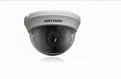 海康威视红外半球摄像机