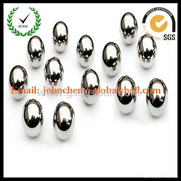 0.5-50.8mm AISI201 stainless steel ball for artware and plastic products 5