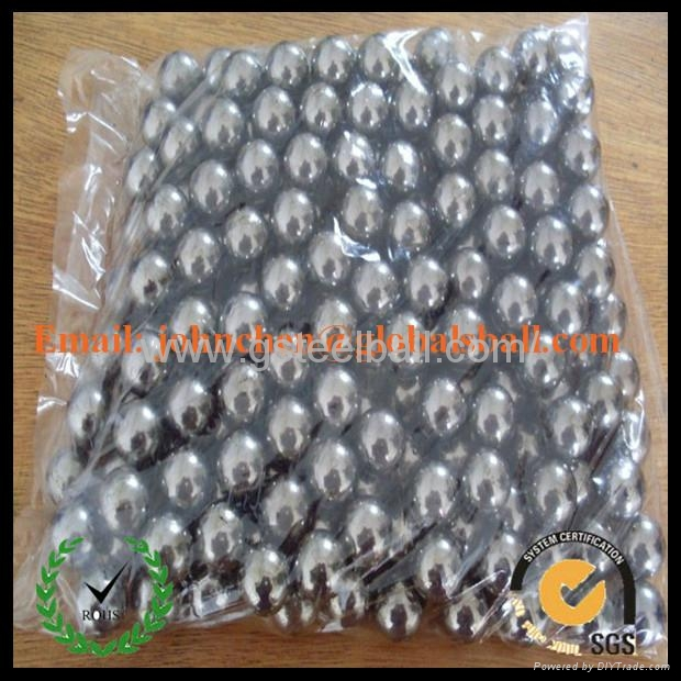 0.5-50.8mm grinding stainless steel ball AISI201 1