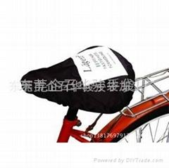 PVC自行车座套垫