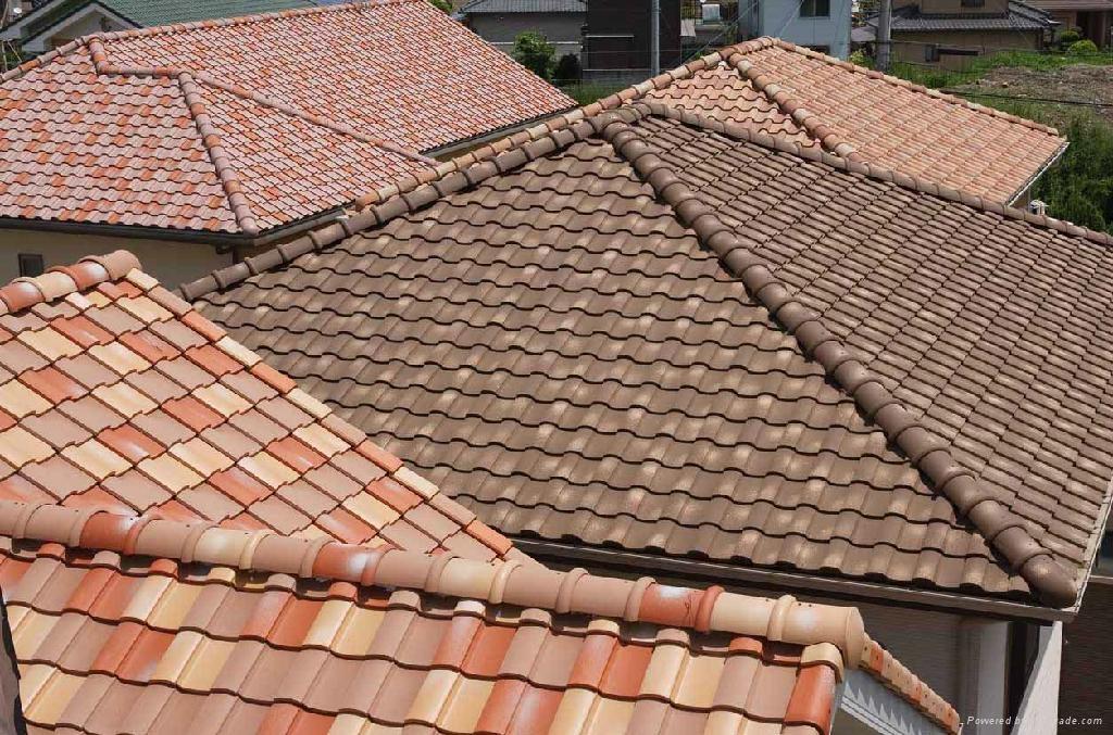 Stone Coated Metal Roof Tiles Roman Tile Rt Halifly