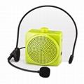 Portable Voice Speech Amplifier Belt
