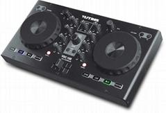 Mini DJ midi controller