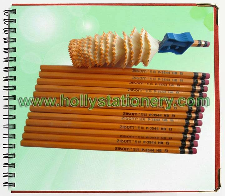 Customized Wooden Hb Pencil 3
