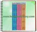 """personalized 7"""" hb pencil"""