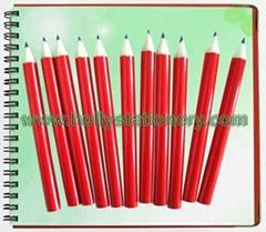 3.5inch short half size pencil