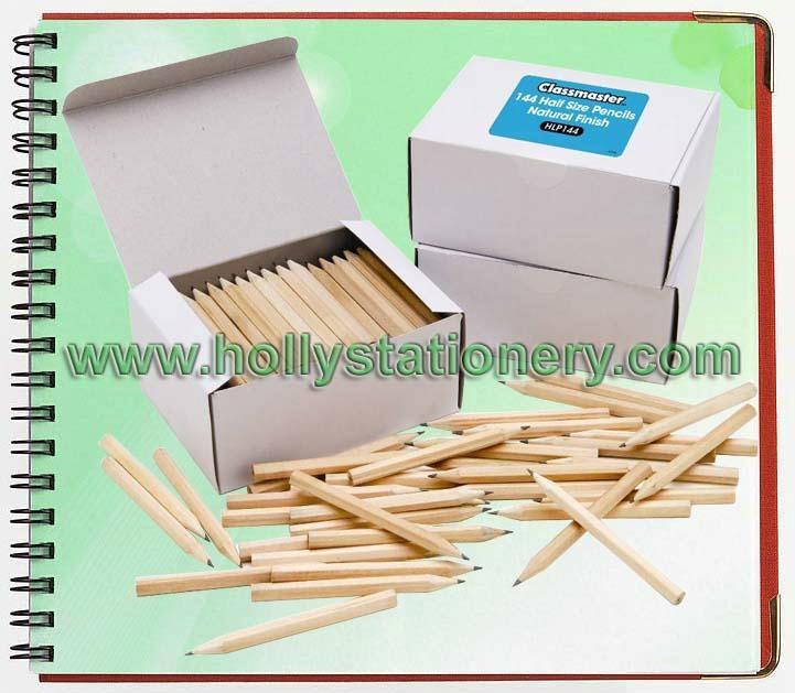 mini wooden hb pencil 5