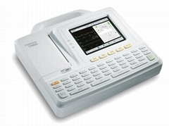 Six Channel ECG electrocardiograph