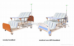 multifunctional treatment bed