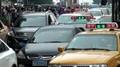 南寧出租車LED雙面顯示屏 3