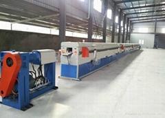NBR-PVC foam tube production line