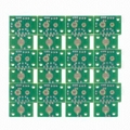 Rigid PCB with FR4 Base Material and