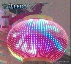 宮廷LED燈籠