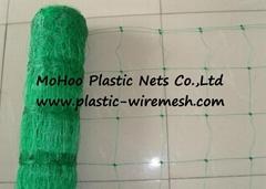 plant support net&mesh pea&bean net&mesh extrudedplant net(factory)