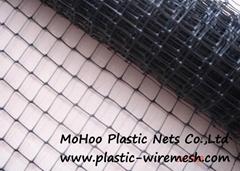 plastic deer fence net&mesh deer fence netting plastic deer fencing (factory)