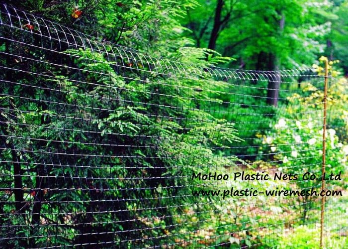 plastic deer fence net&mesh deer fence netting plastic deer fencing (factory) 4
