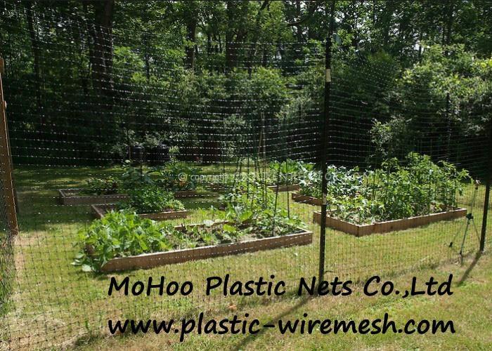 plastic deer fence net&mesh deer fence netting plastic deer fencing (factory) 5