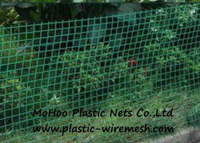 plastic garden fence net&mesh  plastic garden fencing (factory) 4