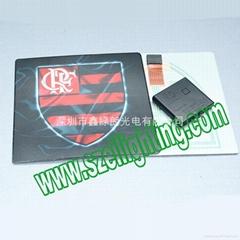 EL冷光片及配套無線驅動器