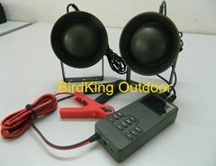 BK1518 Desert hunting bird machine with 50W 150dB High Quality Speakers