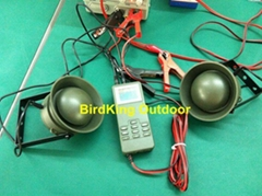 """NEW """"Desert King"""" with 50W 150dB Hunting mp3 bird callers"""