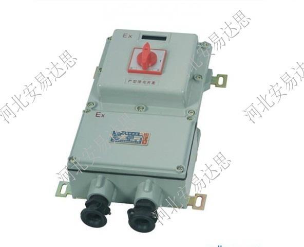 防爆电气BDZ系列防爆断路器 4