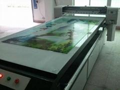 可以在玻璃打印图案的打印机