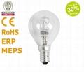 厂家直销卤素灯 节能卤素灯 G45卤素小灯泡 1