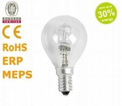 厂家直销卤素灯 节能卤素灯 G45卤素小灯泡