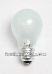A60 230V 28W E27 frosted energy saving halogen lamp