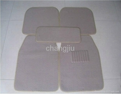car automobile carpet mats non woven carpet
