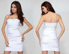 high quality Bandage Dress Evening Dress Party dress factory price
