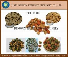 animal pet food processing line