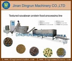 textured soya  protein machine