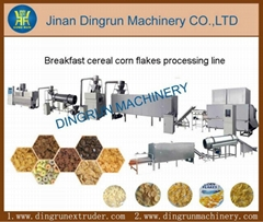 Food Machine for Breakfast cereals,Corn Flakes