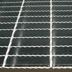 烟台齿形防滑钢格板