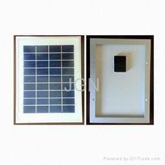 5W/9V Polycrystalline Silicone Solar Panel