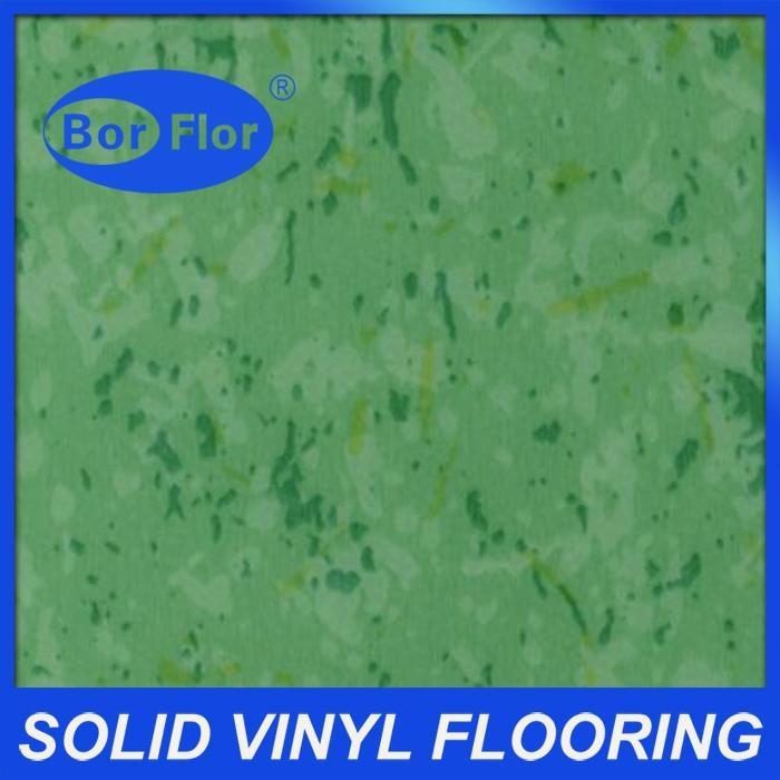 Solid Printed Vinyl Flooring 1