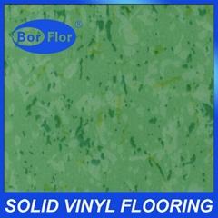 Solid Printed Vinyl Flooring