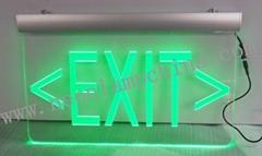 LED Edge-lit Sign