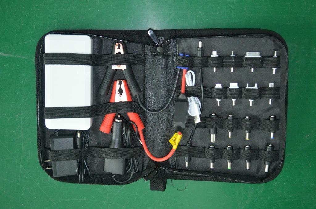 car jump starter mini model with LED light 2