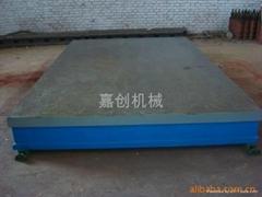 2000*3000铸铁平板
