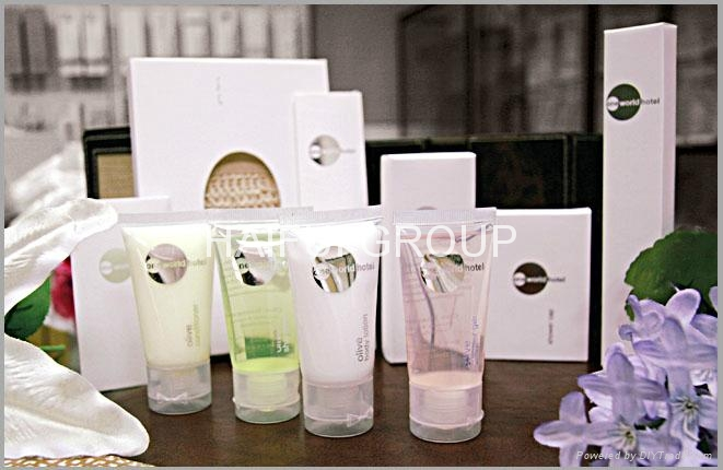 high quality hotel amenities set 1
