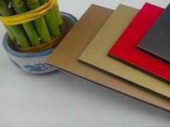 3mm PE coating ACP decorative wall panels aluminum composite panels