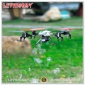 2.4G RC Quadcopters with Bubble Gun