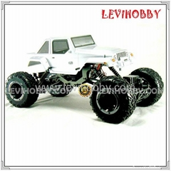HSP 1/10th Sacle Electric Powered RC Rock Crawler