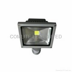 40w sensor LED floodlight