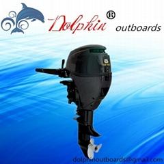 8hp electric boat motor